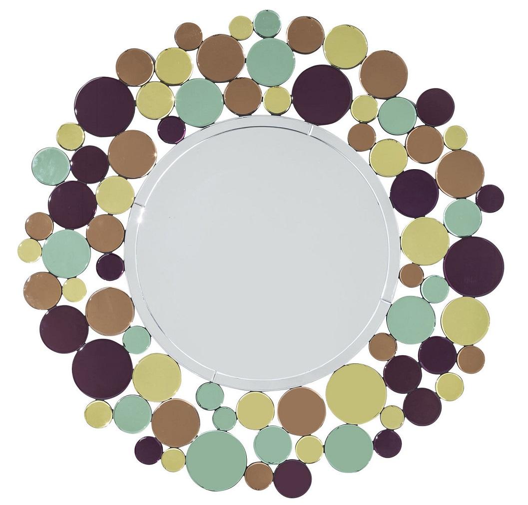 Зеркало Circle crest Kare 80843